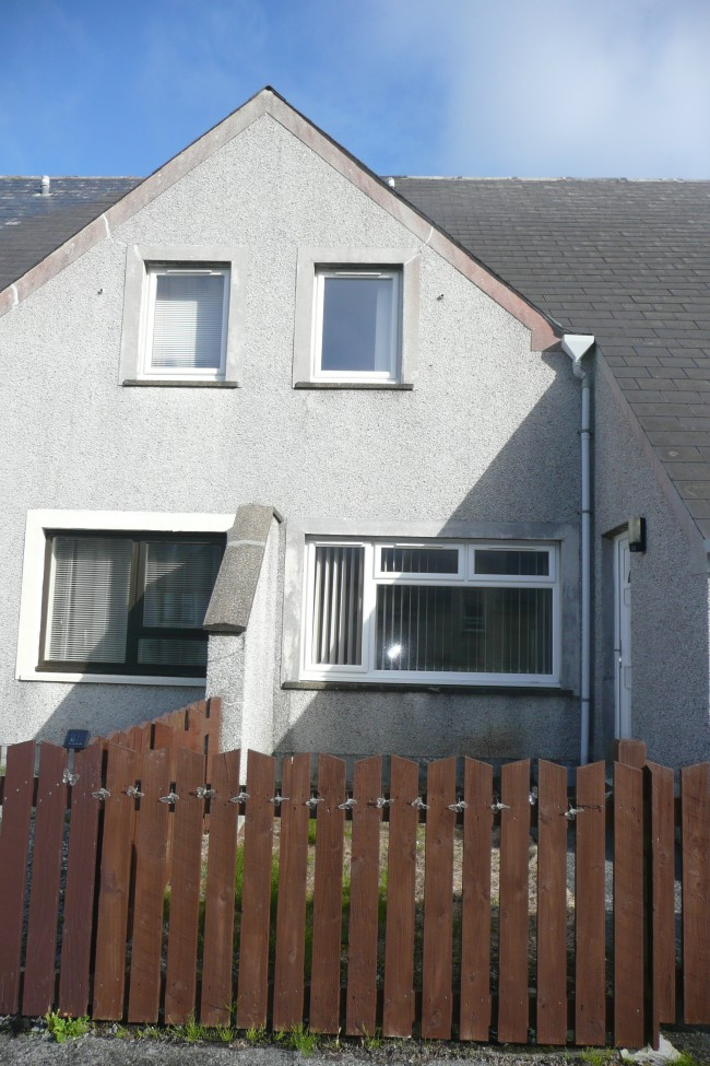 View Full Details for Churchill Flats, Church Hill, Griminish, Isle of Benbecula